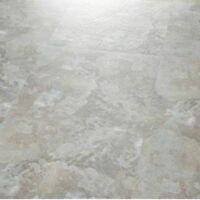 Vinyl Floor Tiles Self Adhesive Peel And Stick Slate Large Grey Flooring 18x18