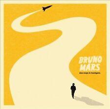 Doo Wops & Hooligans + 2 Bonus Tracks Bruno Mars CD Sealed ! New ! And