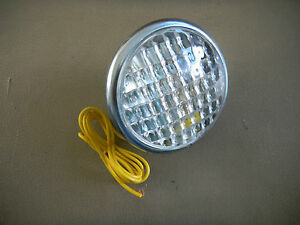Nos Vintage Hood Or Trunk Light Automatically Goes On
