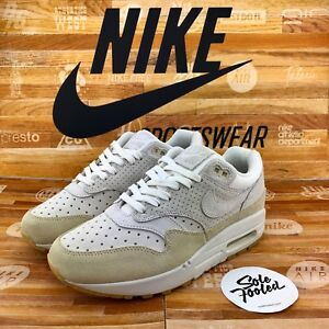 NIKE AIR MAX 1 PRM Damen Sneaker sail fossil 454746 110