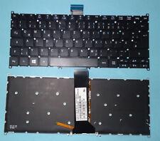 Tastatur Acer Aspire V5-122P NSK-R71BW 0G Backlit Keyboard Beleuchtet Qwertz