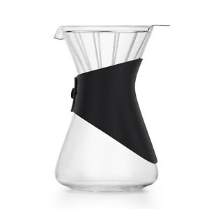 SAKI-Pour-Over-Coffee-Maker-with-Stainless-Steel-Filter-700-ml-24-Ounce
