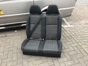 Mercedes-Vito-W447-Front-Double-Passenger-Seat-Tunja-Cloth-2015-2020