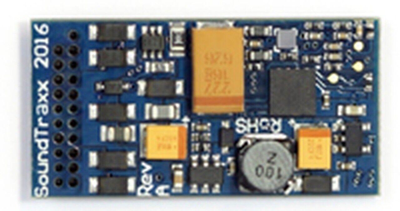 Soundtraxx 881006 Econami ECO-21P  Sound Decoder, Steam Sounds