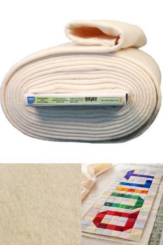PELLON Bath Pure Natural Batting 9 Yard White Roll Wrap 100/% Cotton Quilt Binder