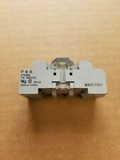 NEW POTTER /& BRUMFIELD  27E89   RELAY SOCKET DIN RAIL MOUNT 7 AMP 300 VAC 14-PIN