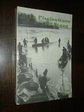 LA PISCICULTURE EN ETANG - Congrès Arbonne-la-Forêt 1980
