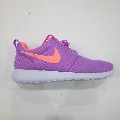 Scarpe Nike Donna - Rosherun Br - Lilla Rosa 581 >> Scontate