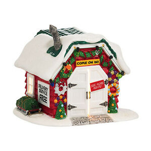 f50eb3a7b Department 56 Peanuts Village New HOLIDAY TREE LOT 4038639 BNIB Dept ...