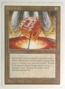 Magic-the-Gathering-mtg-Unlimited-Mana-Vault-Rare-HP