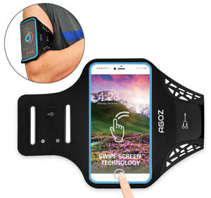 Sports Gym Running Cycling Exercise Jogging Armband Case Holder For LG Phones Sporting Goods