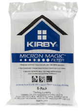 6 CLOTH Sentria Allergen Micron Magic Ultimate G Kirby Vacuum Bags