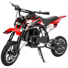 49cc Mini Dirt Bike Motorized Gas Motor Ride-On Off Road Bike 2-Stroke Motor