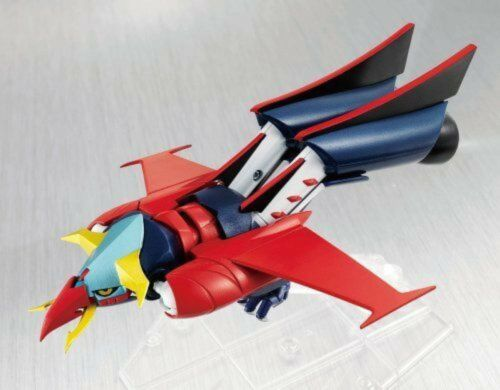 Brave Raideen USED Bandai Super Robot Chogokin Reideen Figure JAPAN F//S