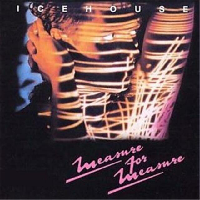 Icehouse Measure For Measure 5 Extra Tracks Remastered Digipak CD NEW