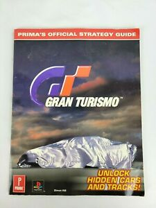 Gran Turismo Playstation Primas Official Strategy Guide 1998