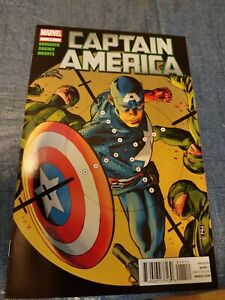 Captain-America-2011-series-11-in-Near-Mint-condition-Marvel-comics-mx