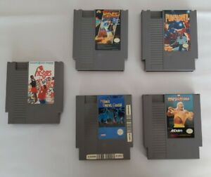 A-Lot-Of-Five-NES-Nintendo-Entertainment-System-Games-Tested