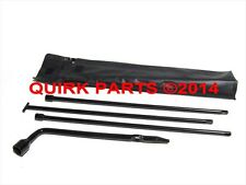 2005-2014 Nissan Frontier Spare Tire Car Jack Tool Kit Bag Set OEM 99501-EB00B