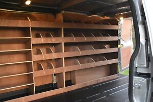 Ford Transit Custom Lwb Van Racking Plywood Tool Storage