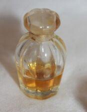 Vintage SO Oscar De La Renta Parfum 4 ML .13 oz MINI PERFUME 40% FUL
