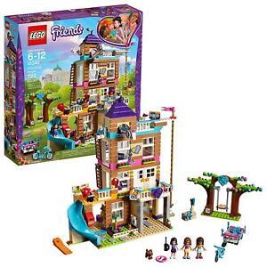 LEGO-41340-Friends-Friendship-House-Building-Kit-722-Piece-BRAND-NEW