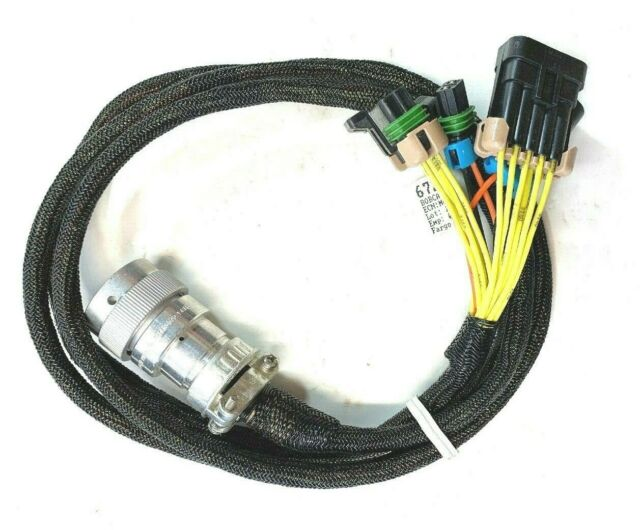 Genuine Bobcat 6715365 Wiring Harness Kit Loader 963 for sale online | eBayeBay