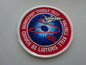 A50-1-USA-NASA-Weltraum-Mission-Space-Shuttle-MSL
