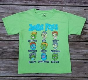 This is My Zombie Hunting Shirt Kids Tee Shirt Boys Girls Unisex 2T-XL