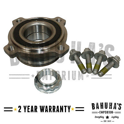 Axle Wheel Bearing and Hub Assembly BMW E60 525 528 530 535 545 550 Front