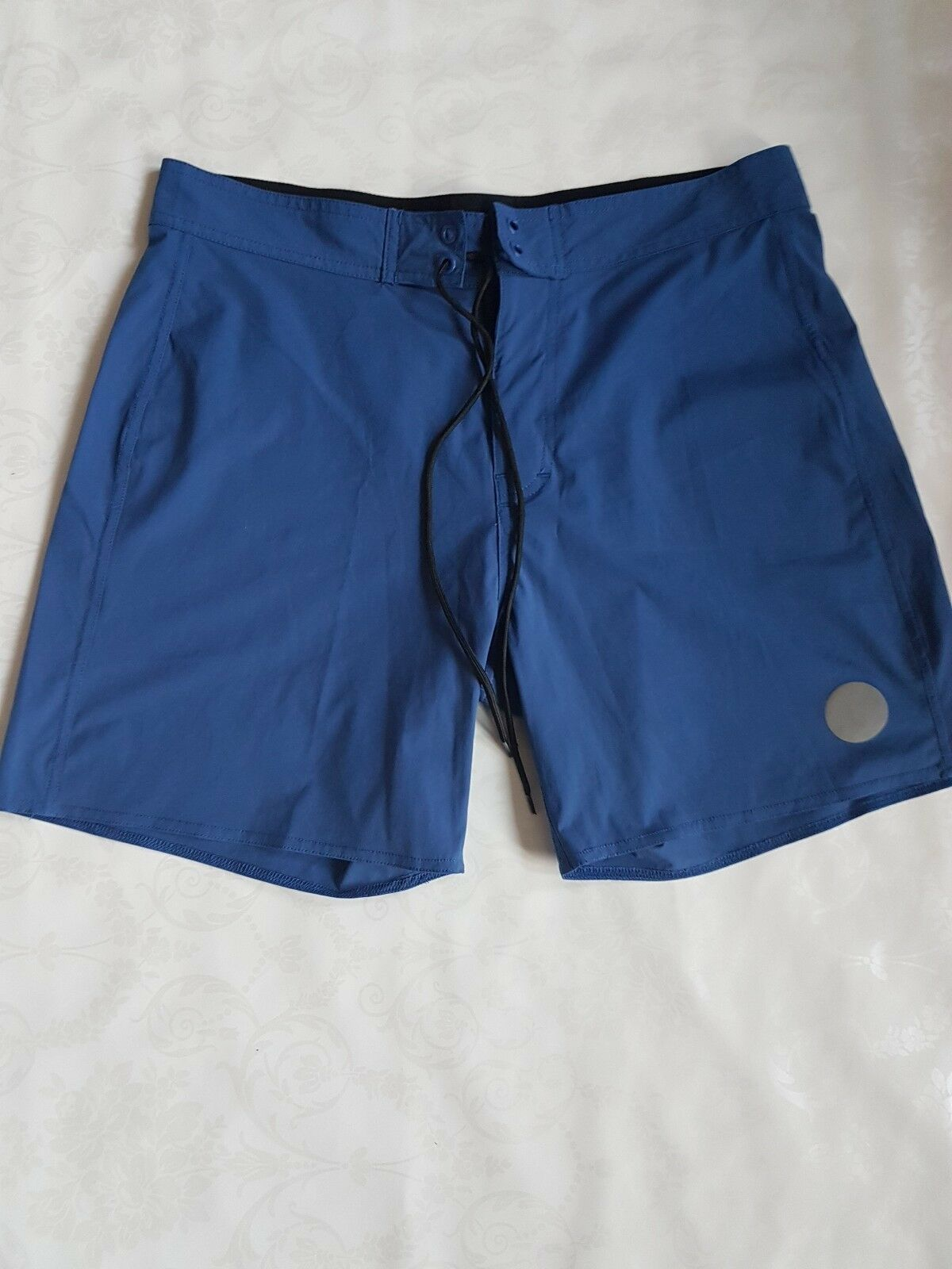 Men's Designer Saturdays Surf NYC Board Swim Shorts bluee Size 30