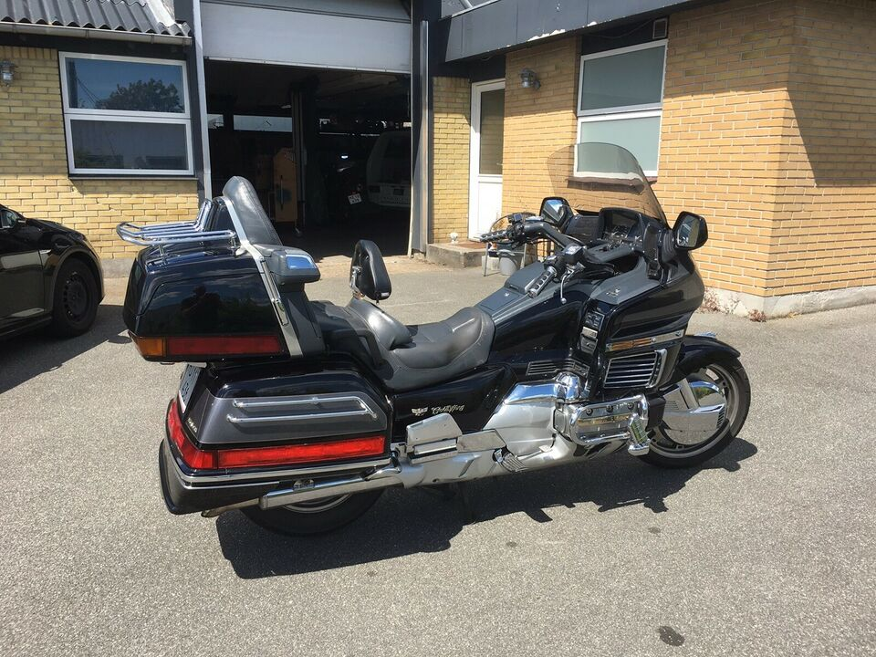 Honda, Gl 1500 SE, 1500 ccm