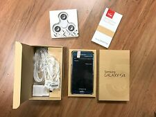 NEW Samsung Galaxy S5 SM-G900V - 16GB Electric Blue (Unlocked) Verizon  openbox