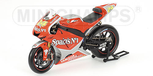 Minichamps Yamaha YZR-M1 Toni Elias Fortuna Yamaha Team Moto Moto Moto GP 2005, 1 12  24 c09dbd