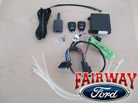 2017 Super Duty Genuine Ford Remote Start & Security System Kit - Xl & Stx