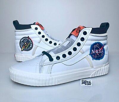 Vans Chaussures Sk8 Hi 46 MTE DX NASA Space VoyagerTrue