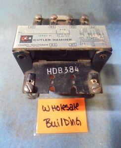 NIB Cutler-Hammer Control Circuit Transformer C340FNG Pri Volts 220-480