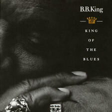 King of the Blues [Box] by B.B. King (Cassette, Oct-1992, 4  Discs, MCA Records)
