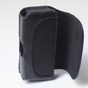 Cell-Phone-Leather-Carrying-Holster-Cover-Case-Pouch-Side-Clip-with-Belt-Loops