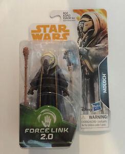 FORCE LINK 2.0 MOLOCH STAR WARS SOLO