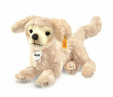 Steiff Lumpi Golden Retriever Dog EAN 076978 Soft Plush Stuffed Animal Toy New