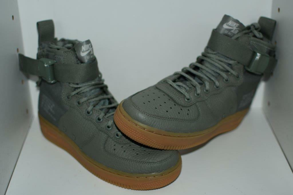 NIKE SF AIR FORCE 1 MID  DARK STUCCO  WOMEN'S SHOES - WOMEN'S SZ 7