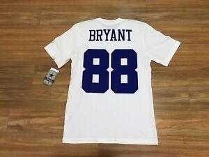 Nike Dallas Cowboys Dez Bryant  88 Player Pride Name   Number T ... 96ccbd483