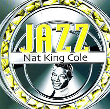 "NAT KING COLE ""JAZZ"" Top Album 17 Tracks CD NEU & OVP Delta Music 2001"
