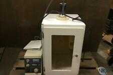 Branson Sonifier 250 Ultrasonic Cell Disruptor Wooden Soundproof Case Manual