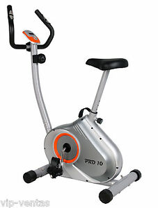 Bicicleta estática regulable marca Pro 10 modelo ES8505