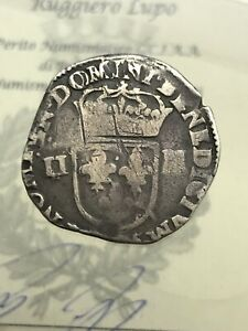 Europe-France-France-Henri-Enrico-IV-1-4-ECU-1603-Sombart-4686