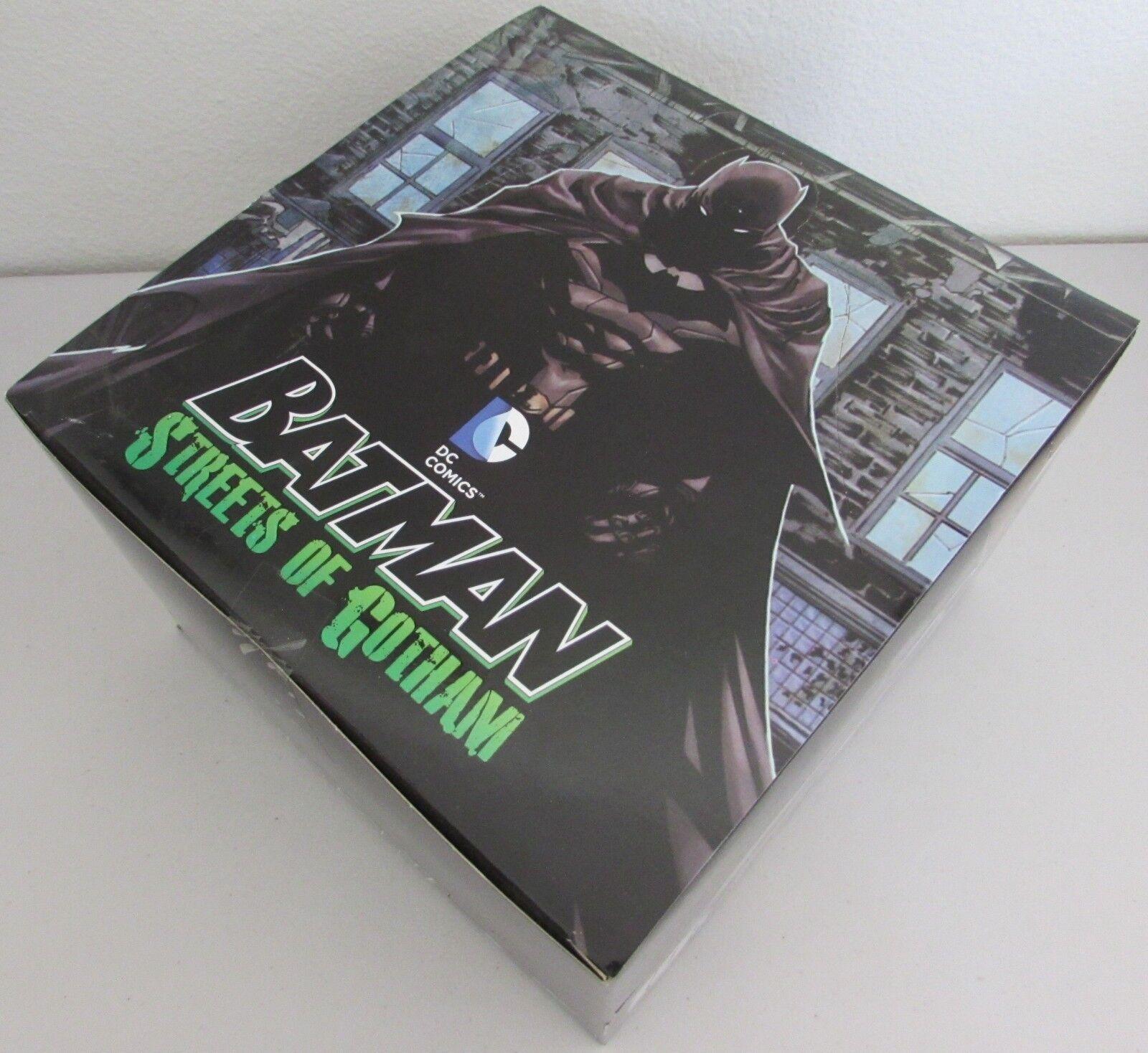Batman Rues de Gotham Comptoir Écran D'Affichage Dc Heroclix 28 Booster Count