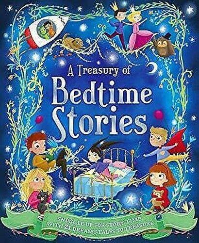 A Treasury von Bedtime Stories von Bücher, Igloo