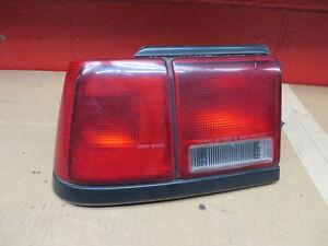 CHEVY-NOVA-87-88-1987-1988-notchback-TAIL-LIGHT-DRIVER-LH-LEFT-OEM